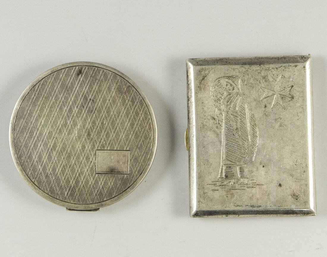 Lot of Israeli Silver Boxes