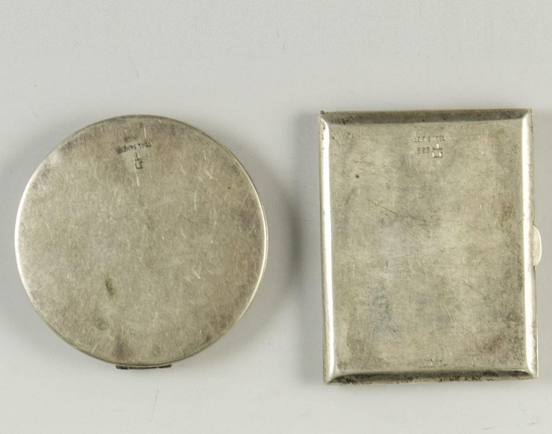 Lot of Israeli Silver Boxes - 2