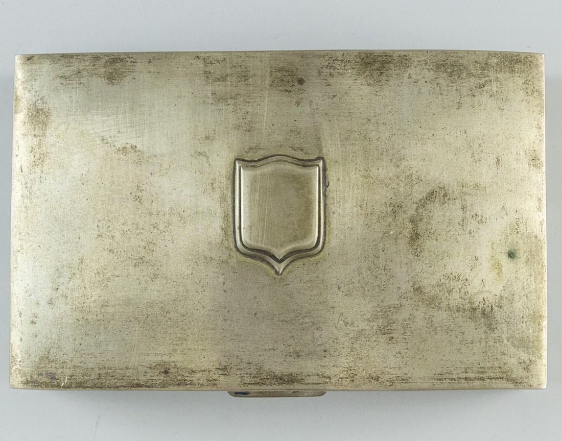 Israeli Silver Box