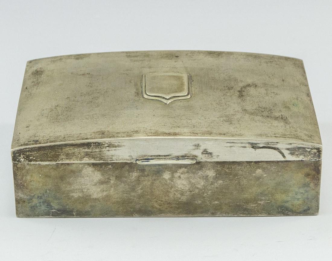 Israeli Silver Box - 2
