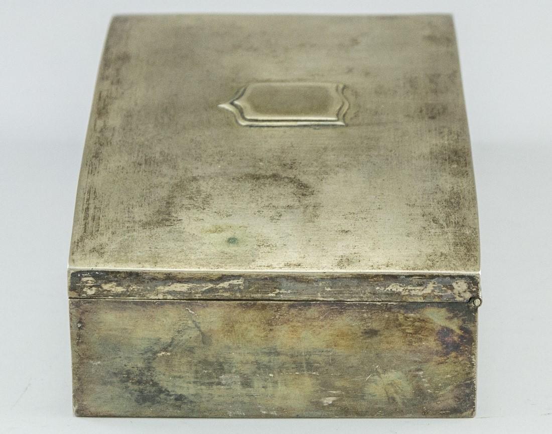 Israeli Silver Box - 3
