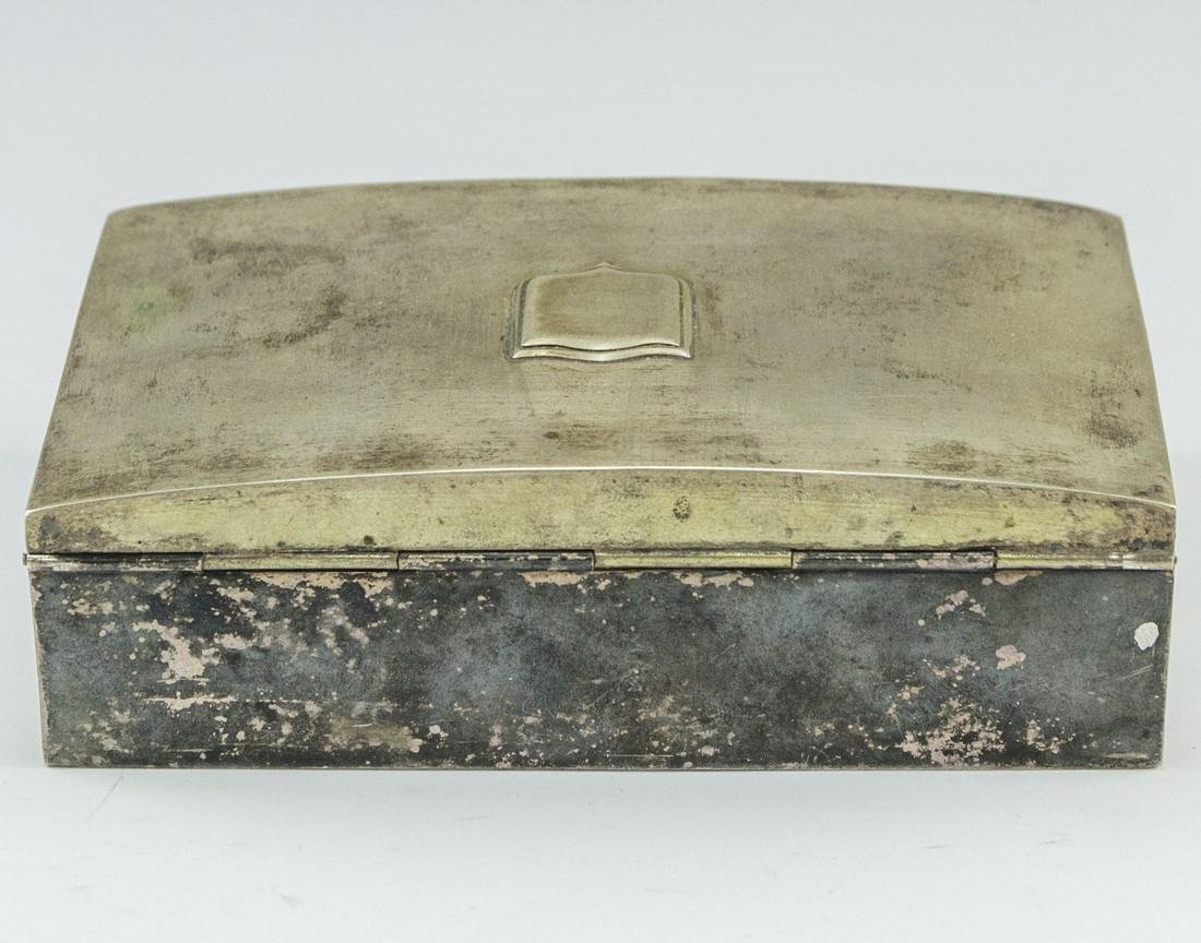 Israeli Silver Box - 4