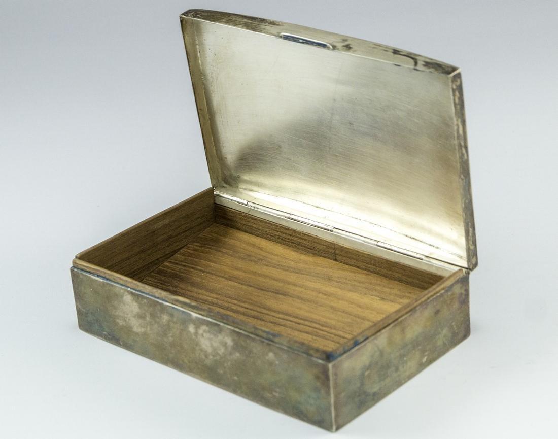 Israeli Silver Box - 5