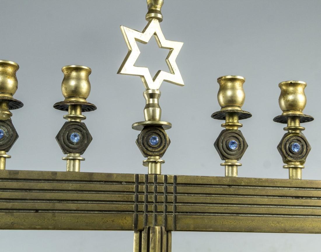 Hanukkah Menorah - 2