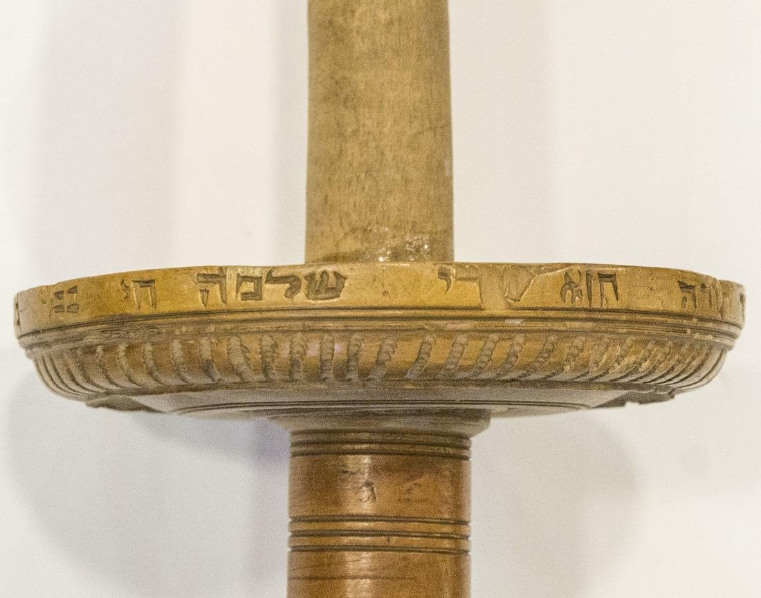 Lot of Torah Holders - 5