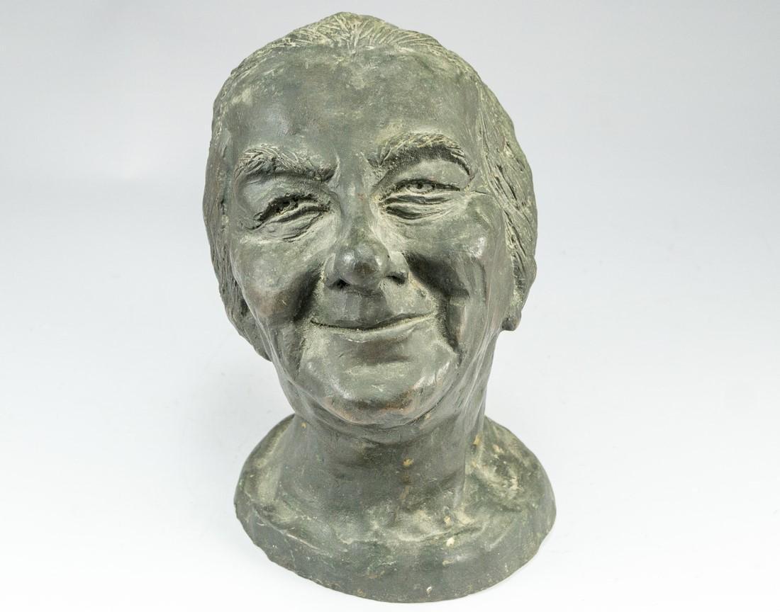 Golda Meir Statue