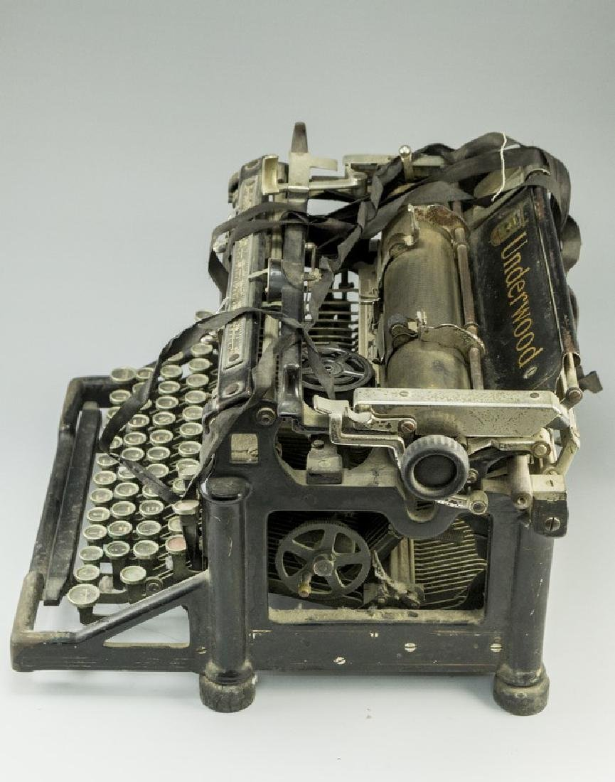 Hebrew Typewriter - 5