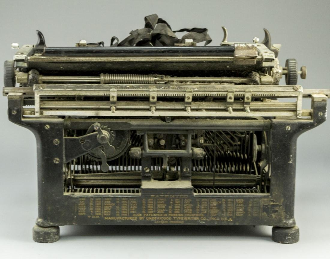 Hebrew Typewriter - 6