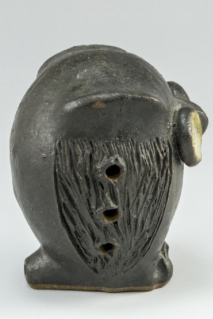 Ceramic Ocarina, Jean Mayer - 3
