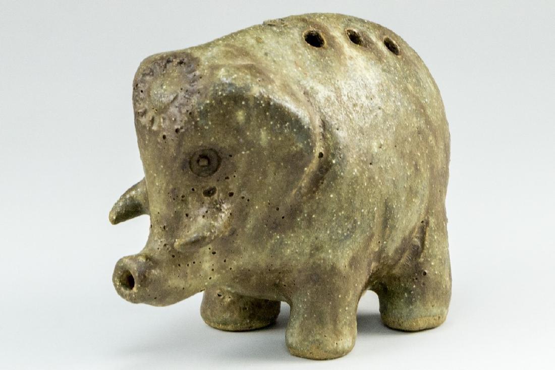 Ceramic Ocarina, David Morris