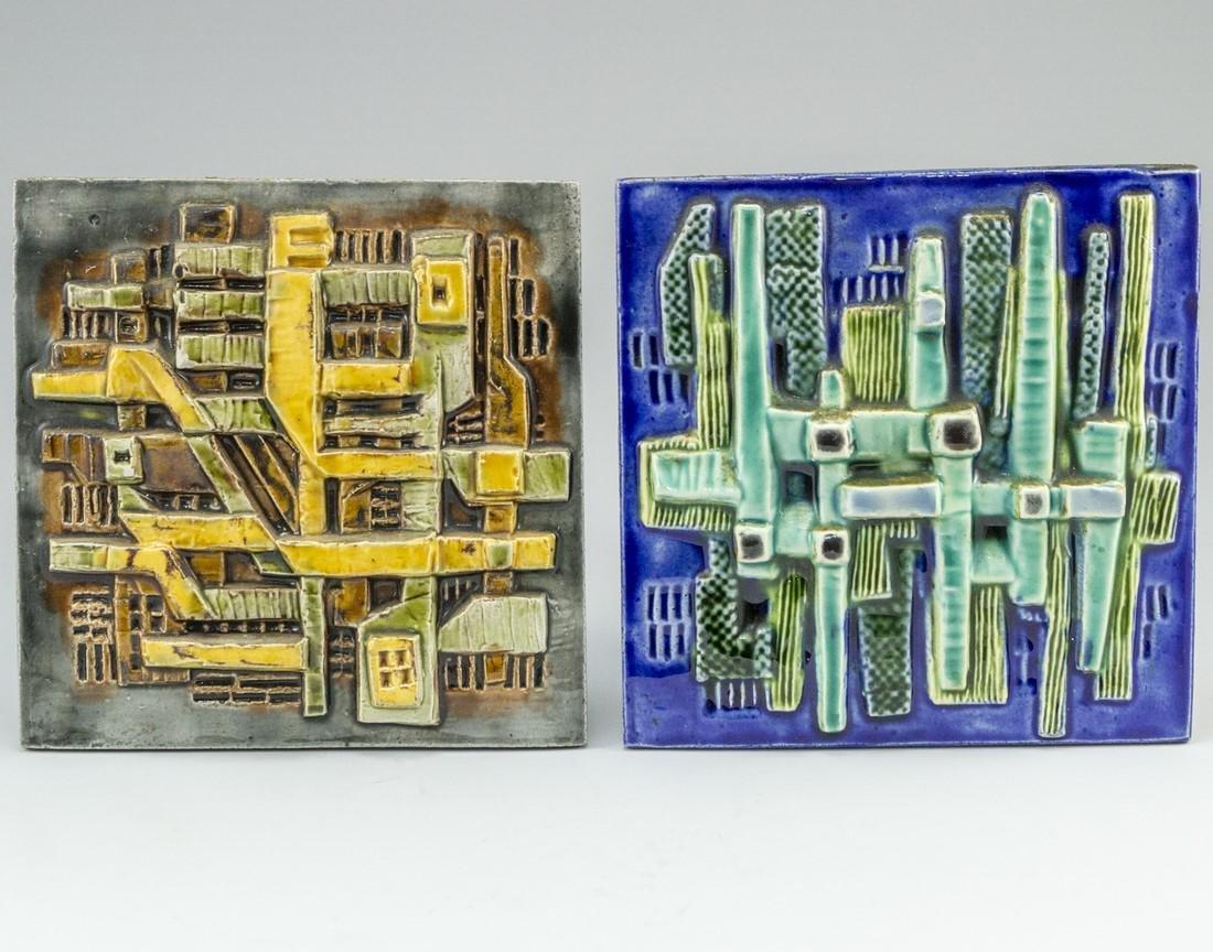 Lot of Ceramic Tiles, Gofer