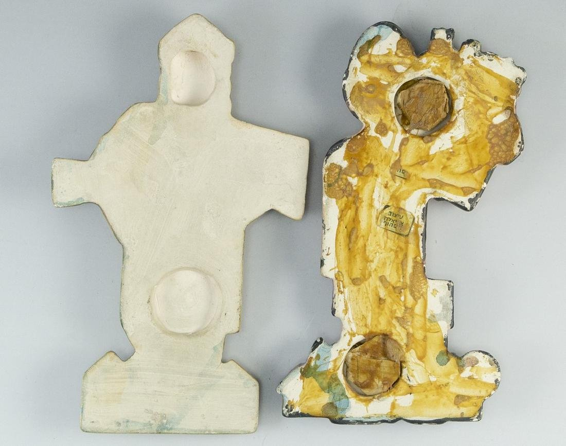Lot of Ceramic Reliefs, Weishoff - 2