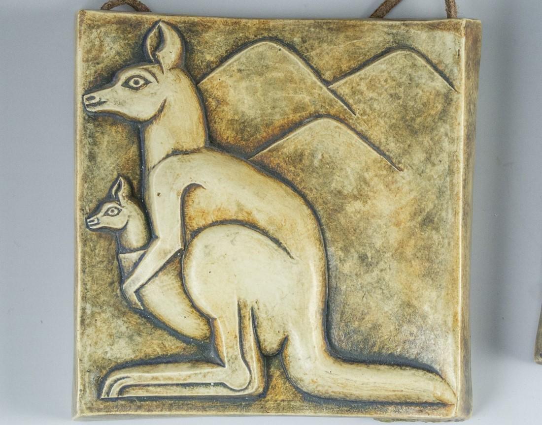 Lot of Ceramic Reliefs, Weishoff - 3