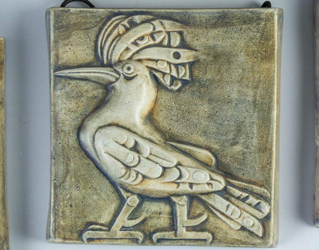 Lot of Ceramic Reliefs, Weishoff - 4