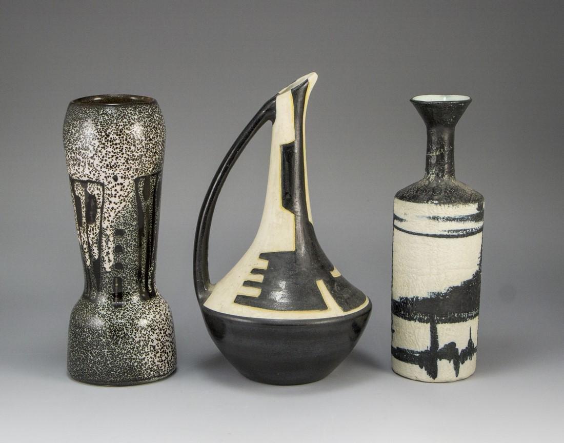 Lot of Ceramic Vases, Harsa - 2