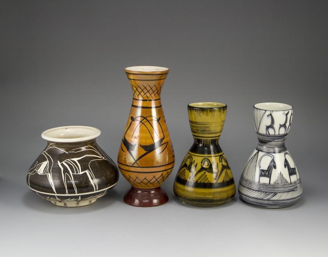 Lot of Ceramic Vases