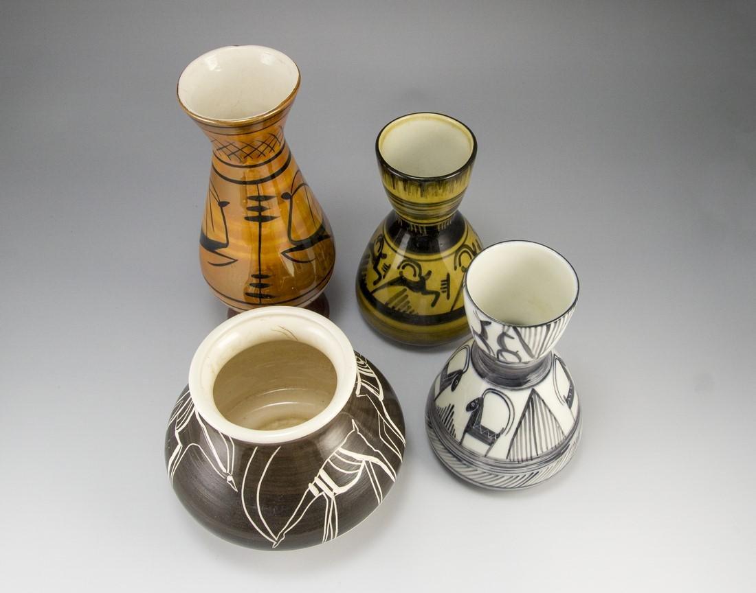 Lot of Ceramic Vases - 3