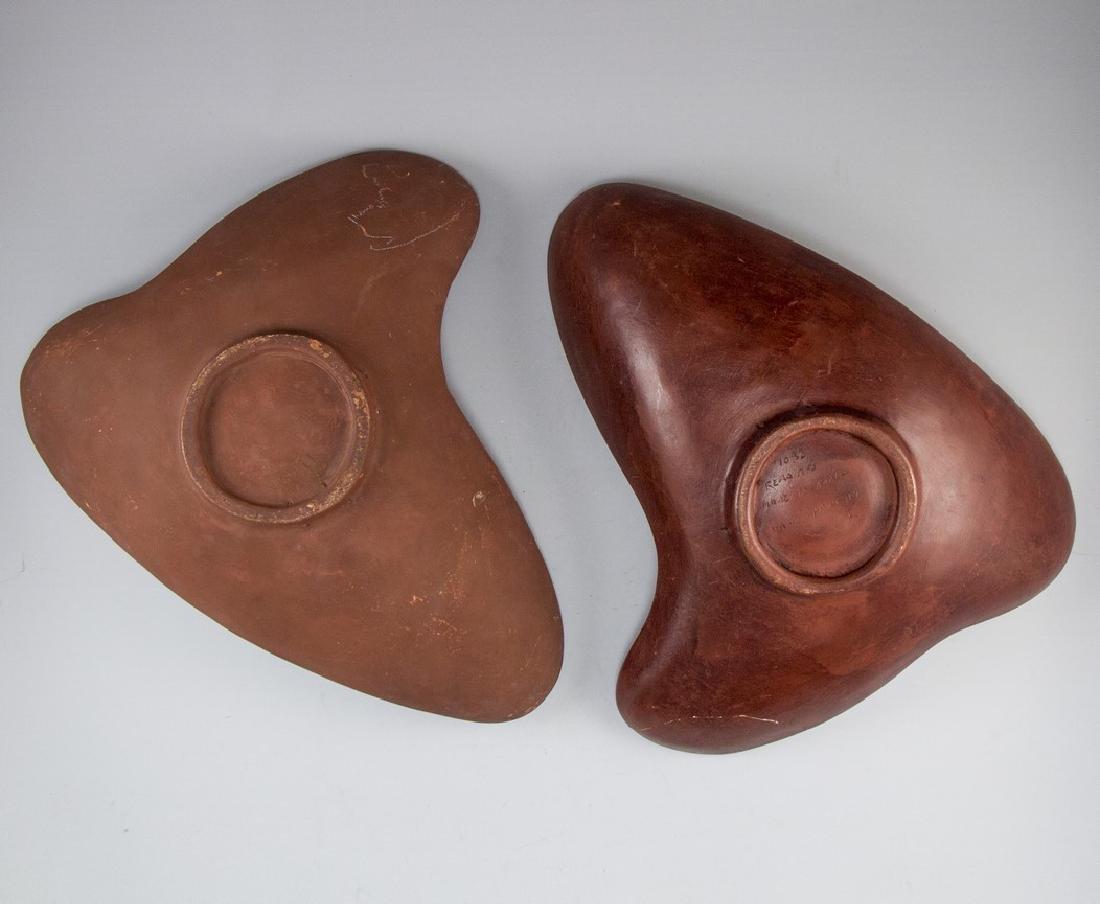 Lot of Ceramic Trays Keramos (Israel) - 3