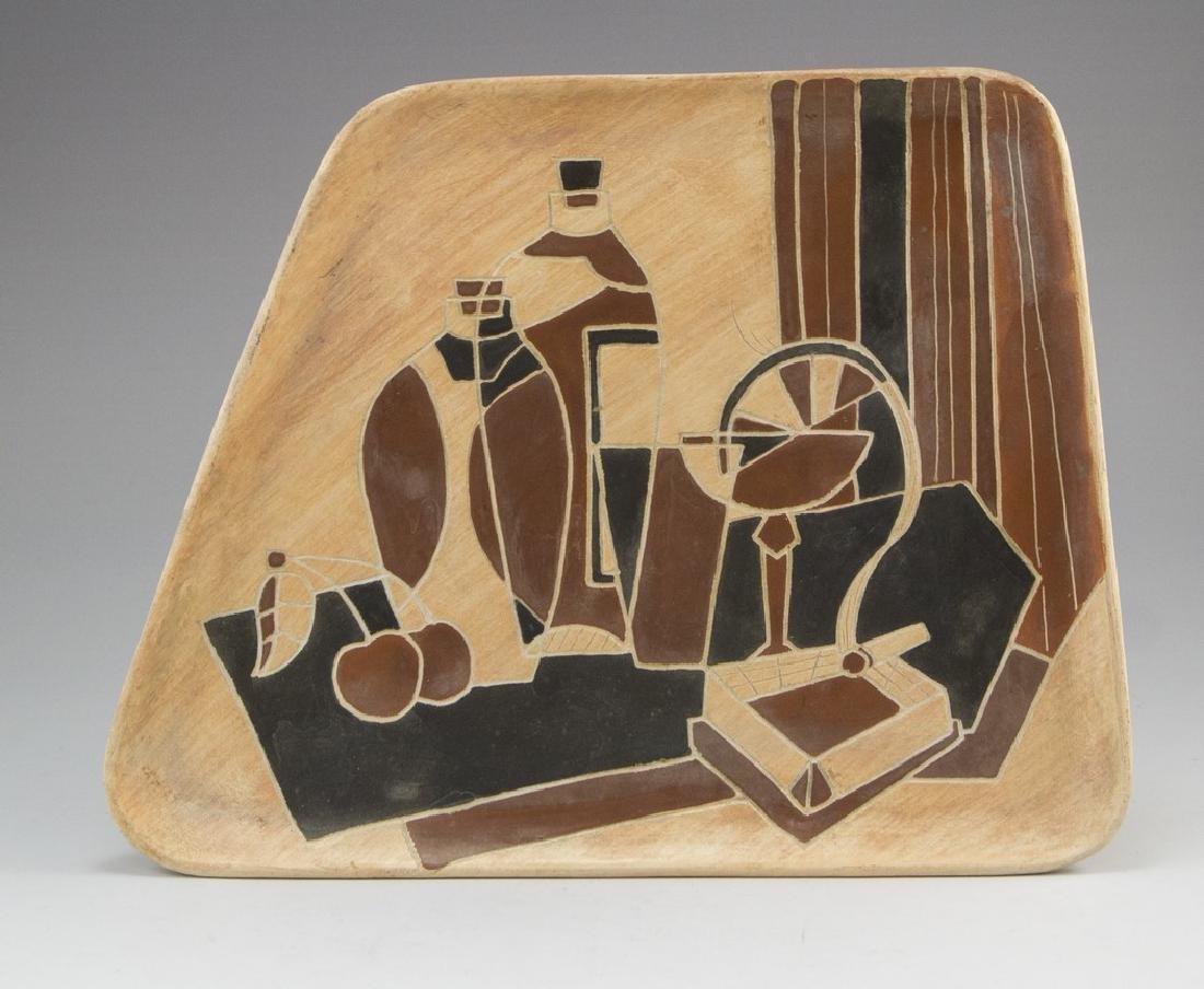 Ceramic Tray, Keramos