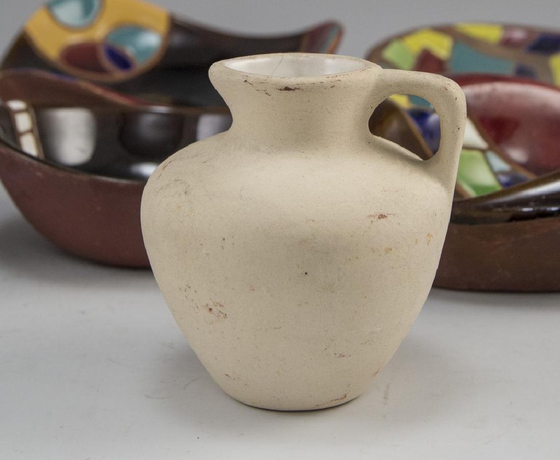 Lot of Ceramic Items, Keramos - 3