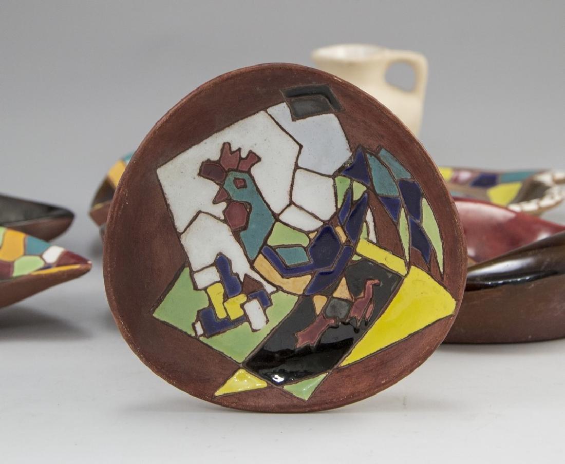 Lot of Ceramic Items, Keramos - 4