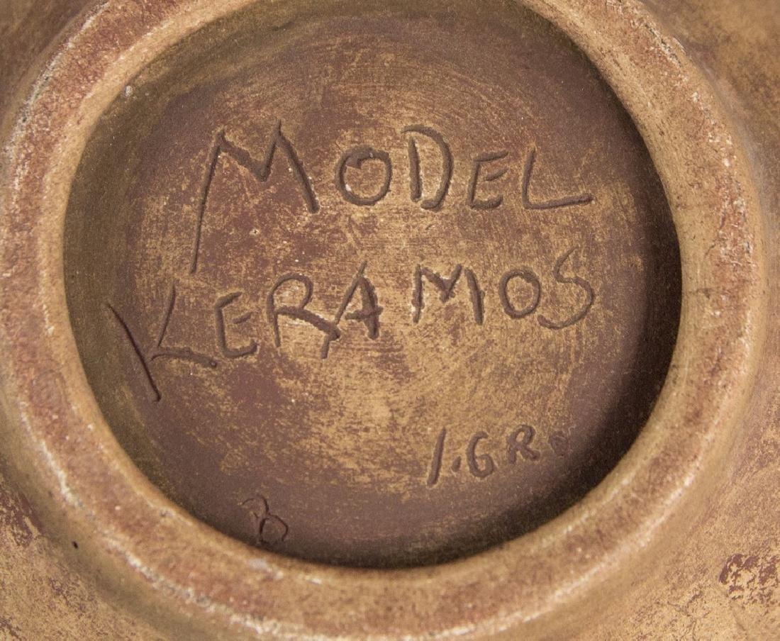 Lot of Ceramic Items, Keramos - 6