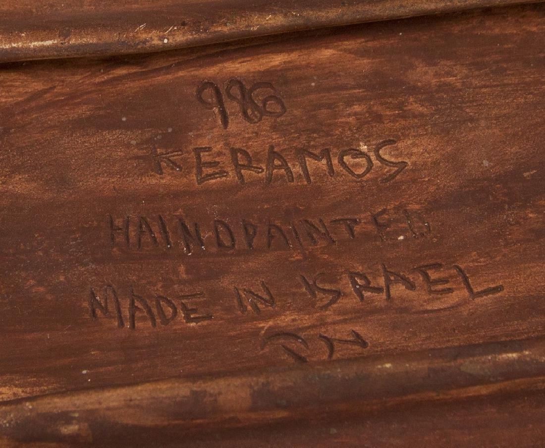 Keramos Israel trays - 4