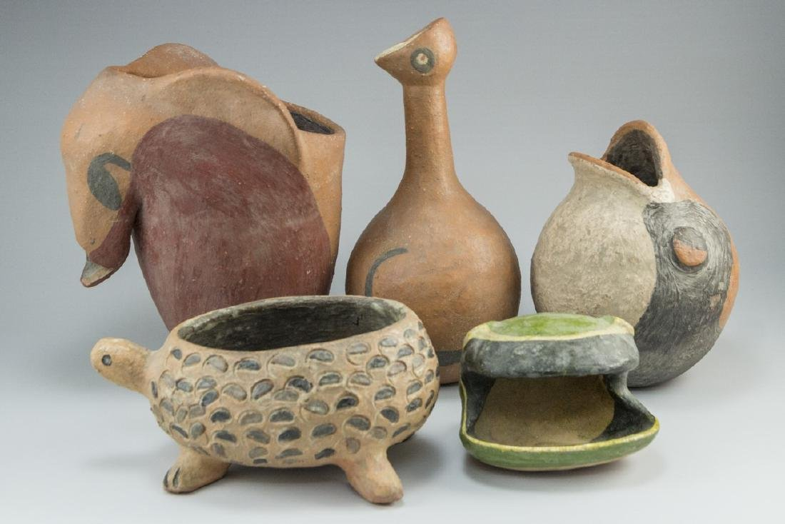 Lot of Ceramic items Keramos (Israel)