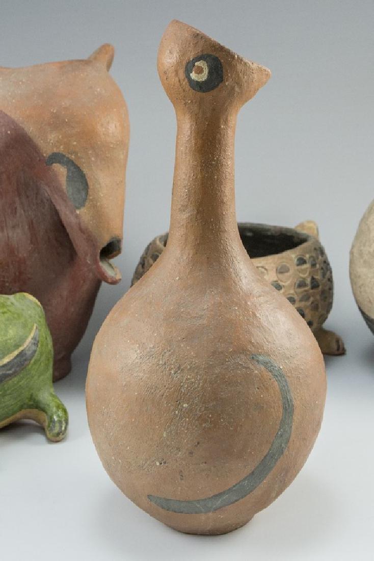 Lot of Ceramic items Keramos (Israel) - 6