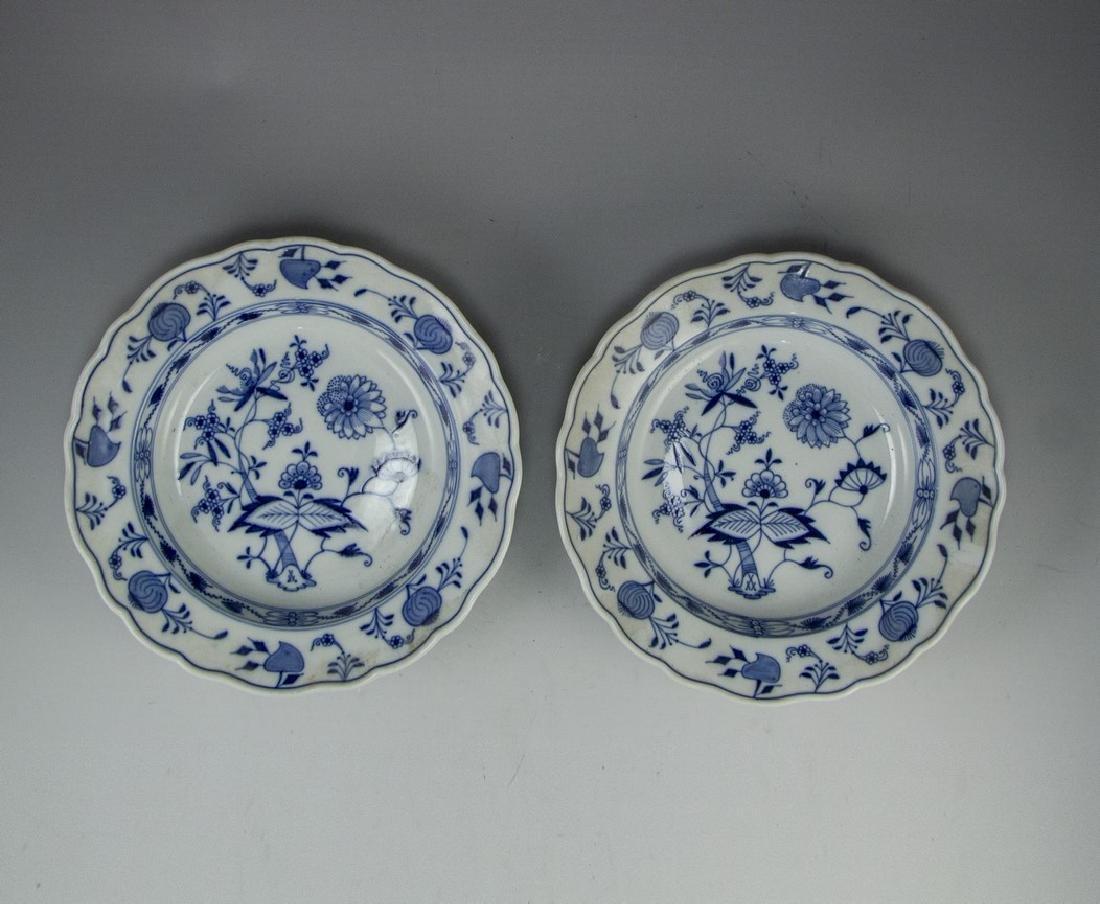 Lot of Porcelain Plates - 3