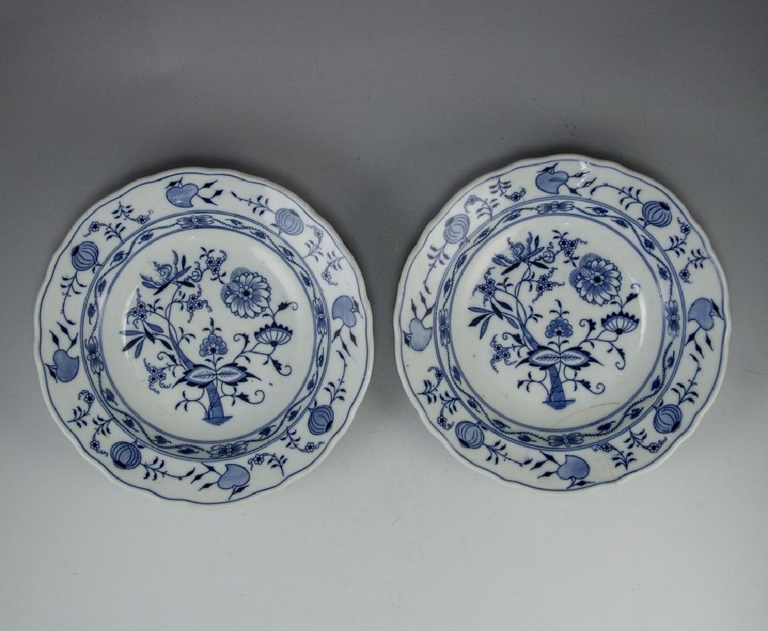 Lot of Porcelain Plates - 5
