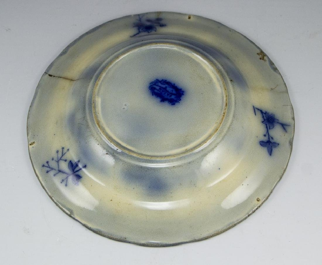 Lot of Porcelain Plates - 9