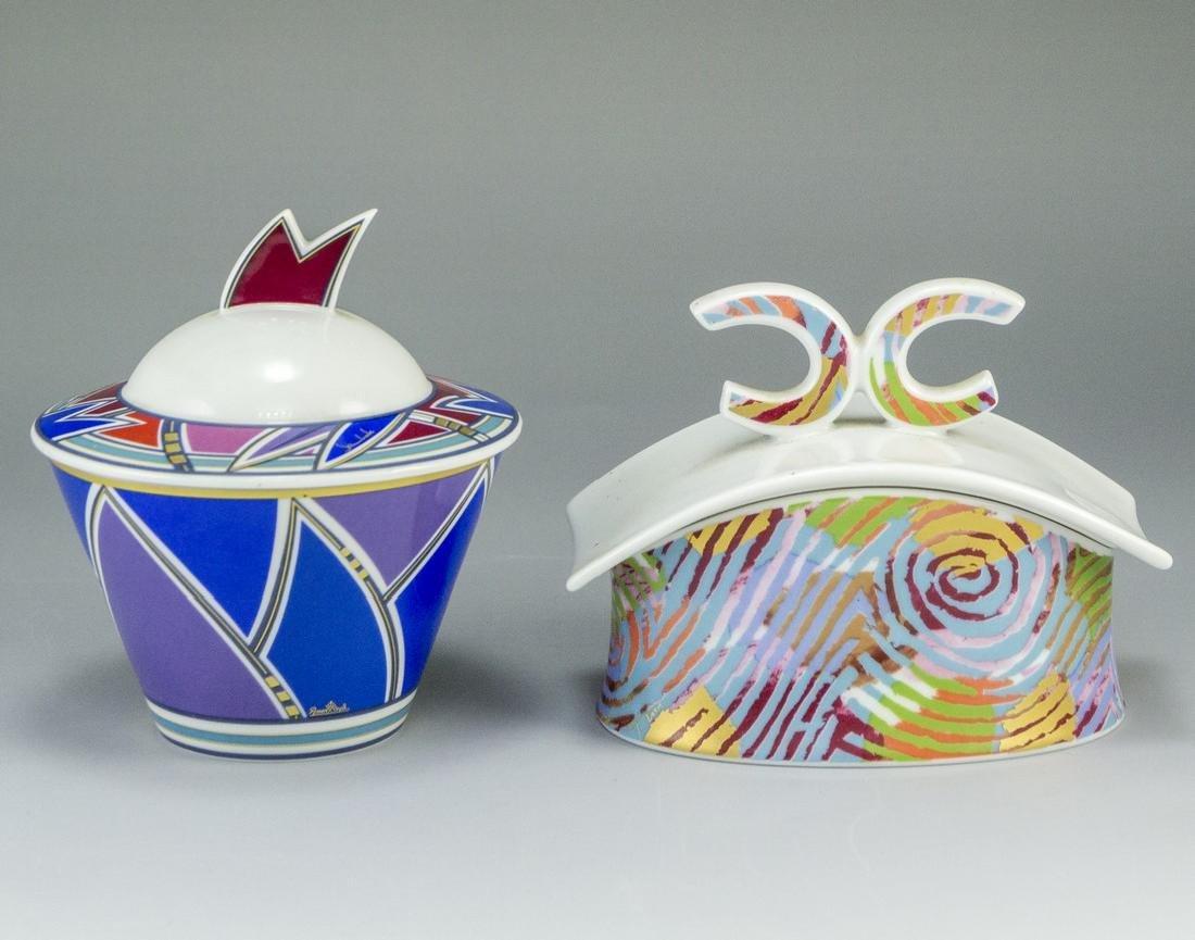 Lot of Porcelain Boxes, Rosenthal - 2