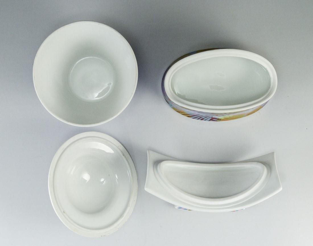 Lot of Porcelain Boxes, Rosenthal - 3
