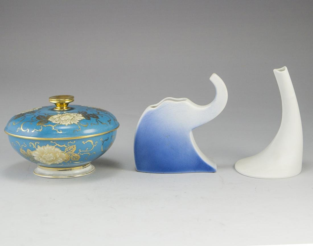 Lot of Ceramic Items, Rosenthal