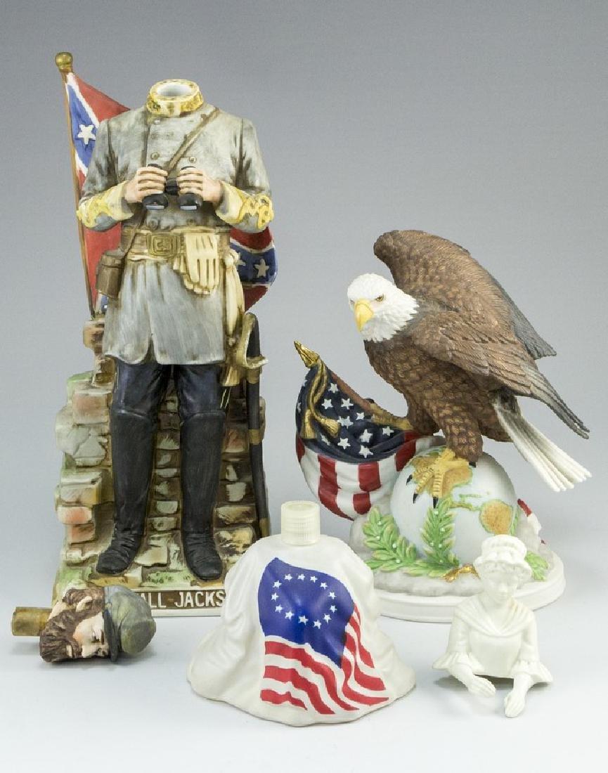 Lot of three American Ceramic Memorabilia Items - 2