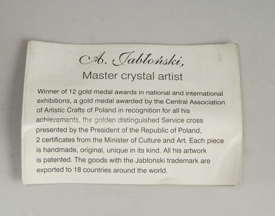 Glass Ornament, Jablonsky - 4