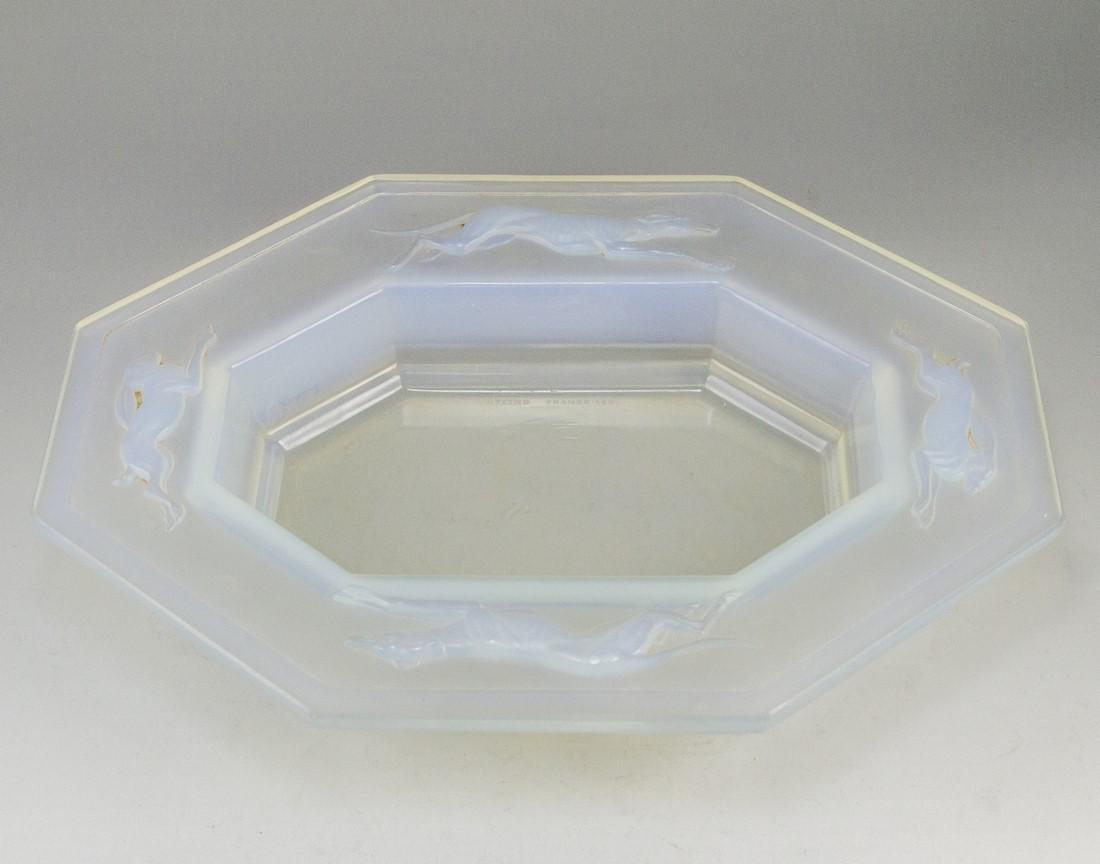 Glass Bowl, Etling