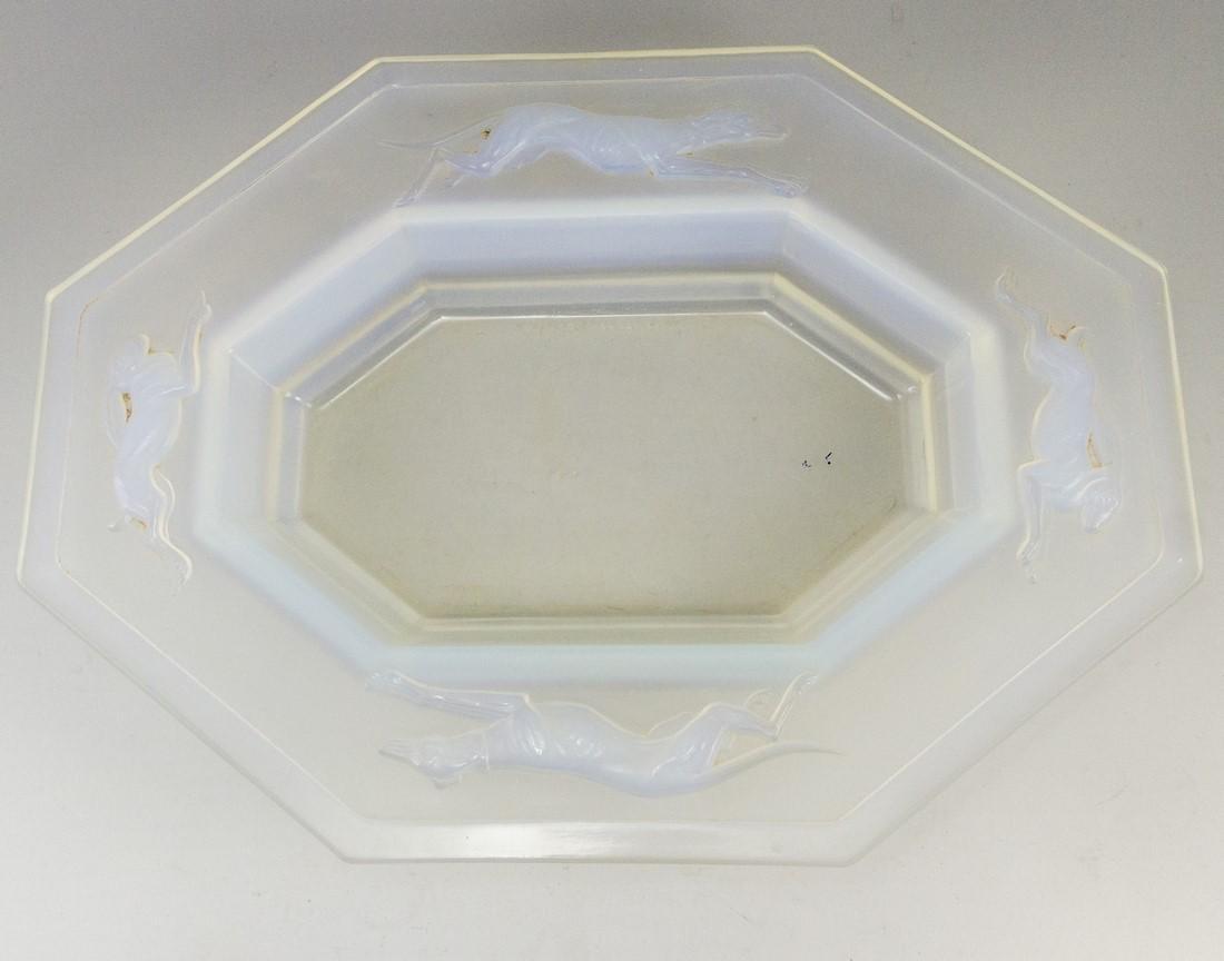 Glass Bowl, Etling - 2