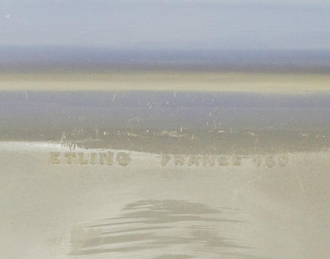 Glass Bowl, Etling - 4