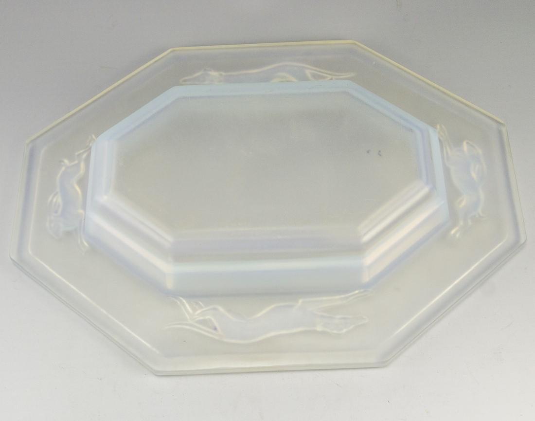 Glass Bowl, Etling - 5