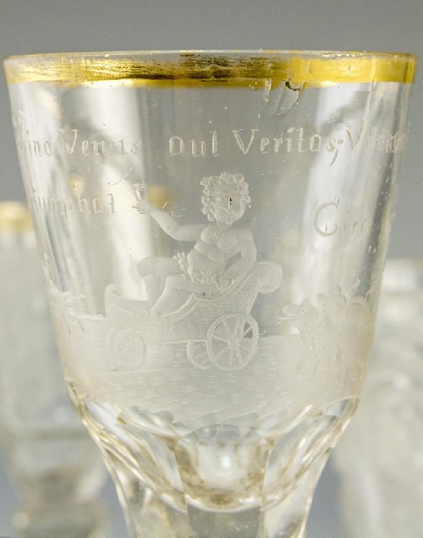 Antique Glass Items - 5