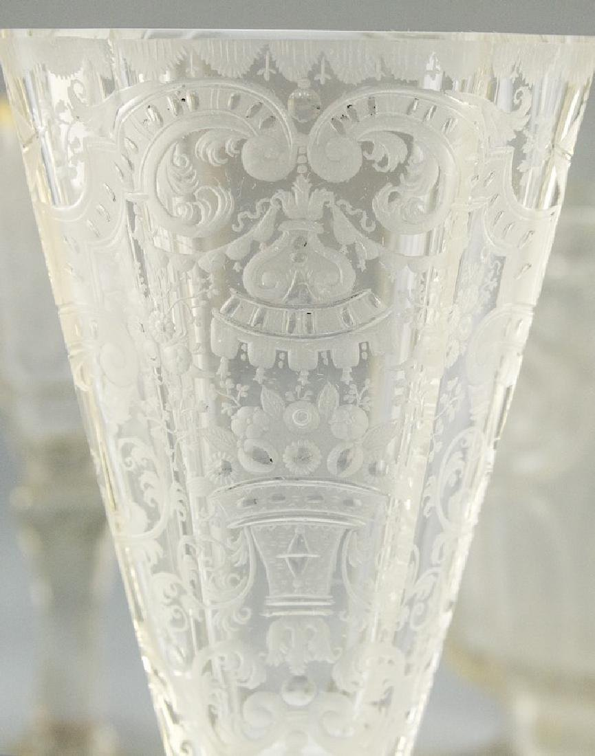 Antique Glass Items - 6