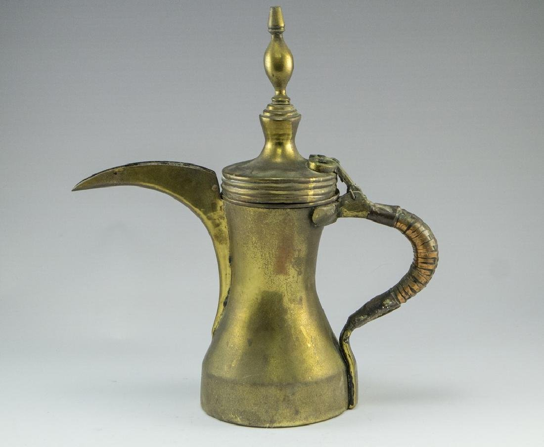 Islamic Brass Dallah
