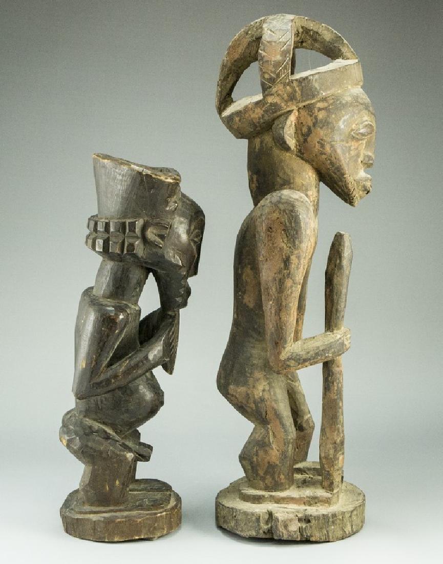 Lot of African Sculptures - 6