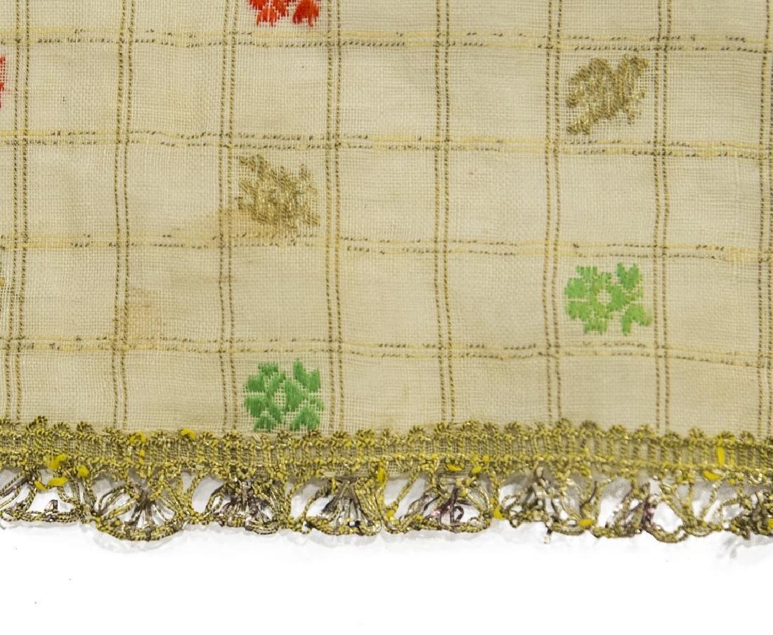 Turkish Tablecloth - 3