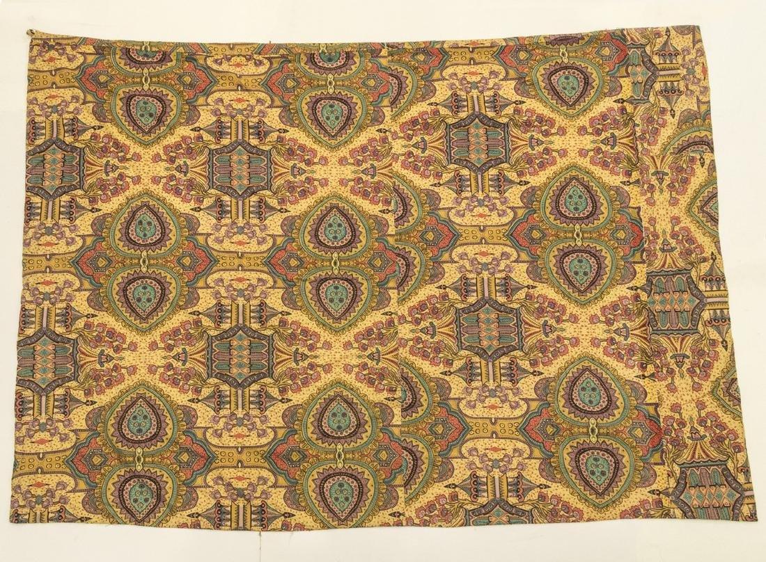 Kashmir Silk Embroidery