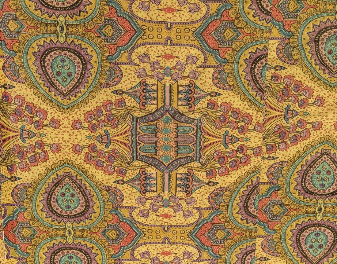 Kashmir Silk Embroidery - 2