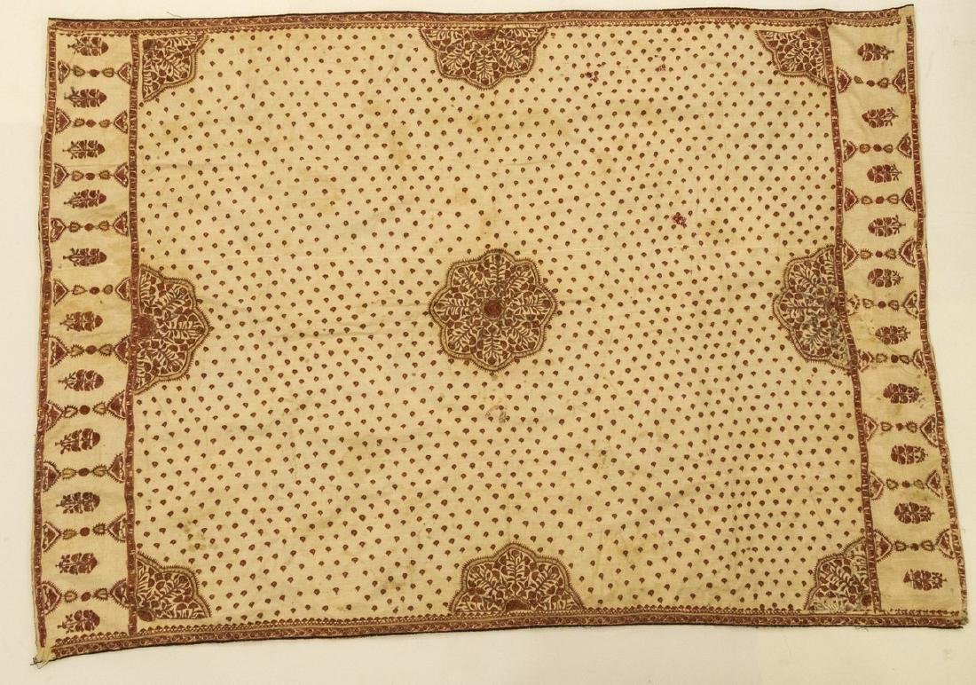 Kashmir Silk Embroidery - 3