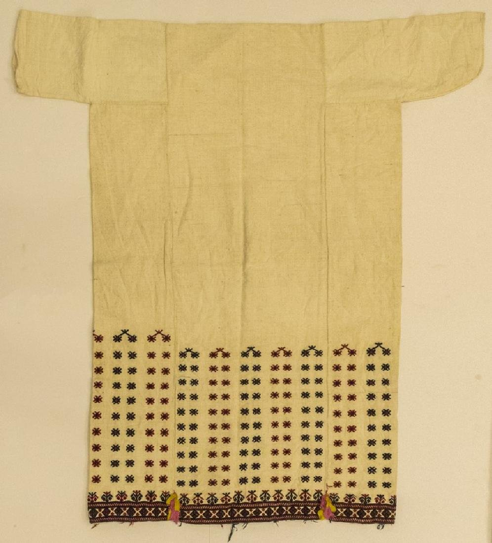 Caucasian Dress